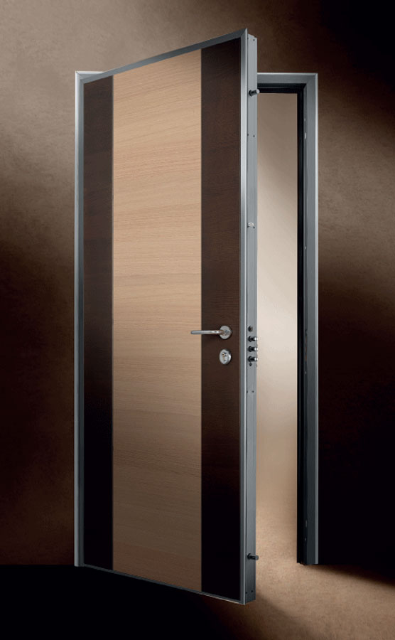 Arche 39 ambienti porta blindata alias modello silver c for Porte blindate alias modello steel